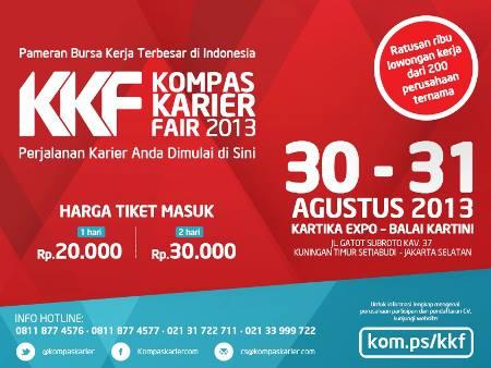 Kompas Karier Fair - CariKampus.Com
